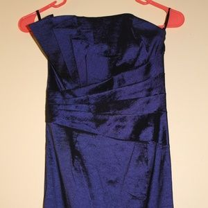 NEW Strapless prom dress/bridesmaids dress